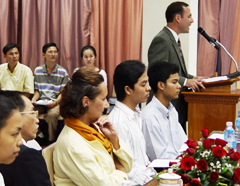 Pannasastra University of Cambodia Faculty of Law and Public Affairs Clinical Legal Education Program