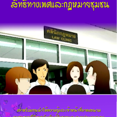 Sexual, Human & Legal Rights for Chiang Mai's MSM, MSW and TG (Thai)