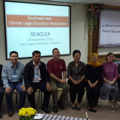 Monitoring and Assessing Clinical Legal Education (CLE) Program Conference