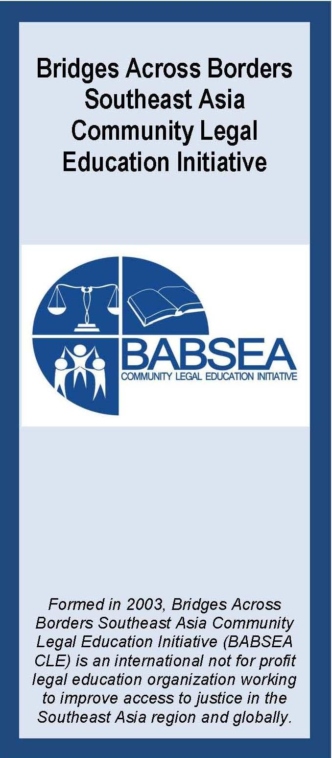 BABSEACLE Brochure (Please Update)
