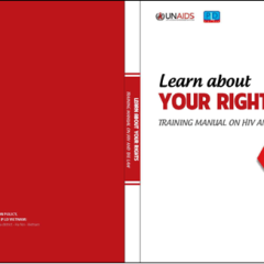 Training Materials on HIV and the Law in Viet Nam