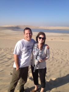Newsletter FCW Qatar Trip BL&FW