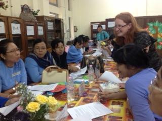 UNDP Press Release – 1st CLE Workshop in Myanmar