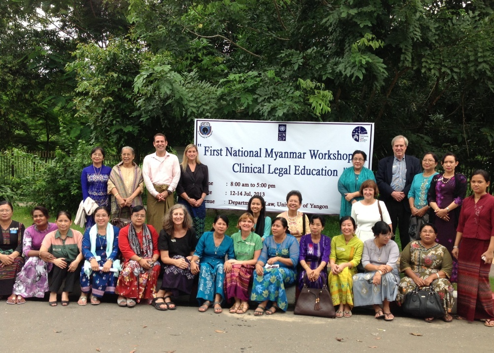 Myanmar Joins the Global CLE Movement