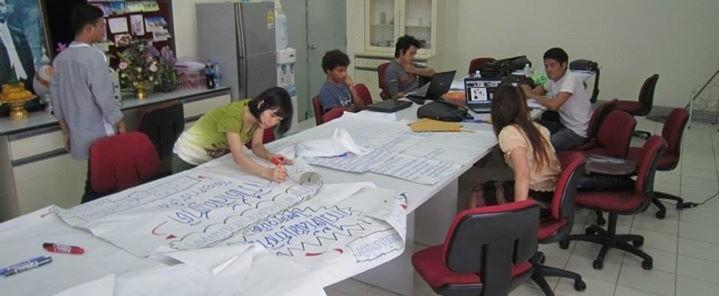 Phayao Community Teaching Experience