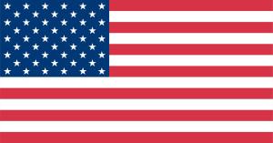 US Flag Color High