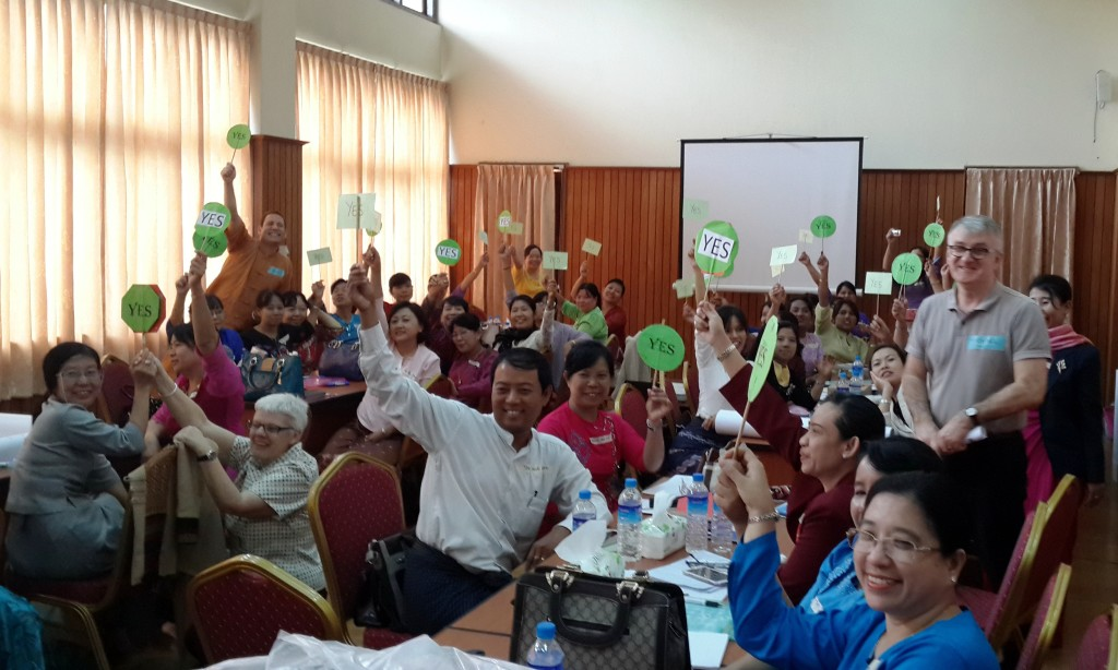 Mandalay Workshop YES Pic