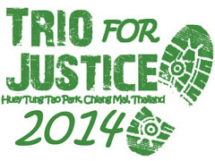 5th Trio For Justice, Sunday the 12th of January