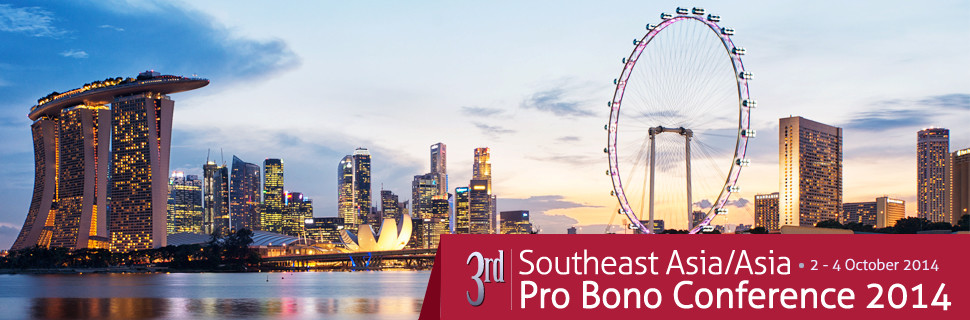 Preparing for the 3rd Southeast Asia/Asia Pro Bono Conference & Workshop