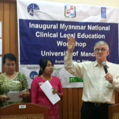 Bringing Clinical Legal Education to Myanmar – A BABSEACLE Breakthrough