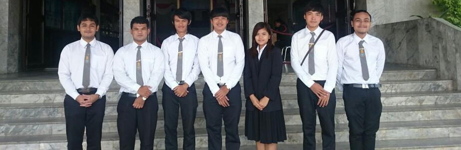 Experiences from Participants in the Legal Studies Clinic (Thai internship program) from 21 April – 16 May
