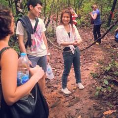 Building an International Team by Hiking to Doi Suthep