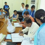04. MOU signing between University of Magway and BABSEA CLE_28-07-14