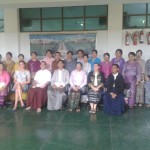 07. MOU signing between East Yangon University and BABSEA CLE_13-08-14