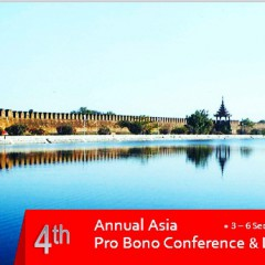 4th Annual Asia Pro Bono Conference & Legal Ethics Forum