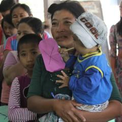 Community Legal Training in Myanmar