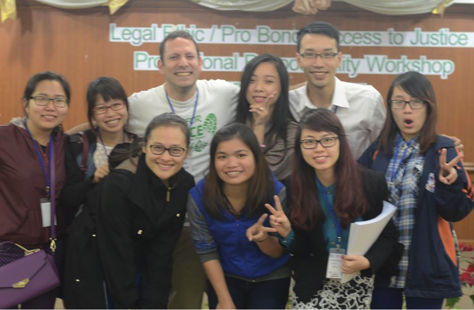 Practical Lessons for Vietnam from the BABSEACLE Access to Justice Weekend