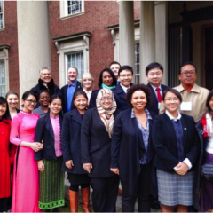 Leadership Learning in the USA- A Laotian Experience