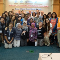 Law Schools, NGO's and Practitioners Creating Access to Justice for Migrant Workers