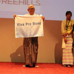 Excitement in Myanmar The 4th Asia Pro Bono Conference & Legal Ethics Forum:  (3rd to 6th September Mandalay, Myanmar)