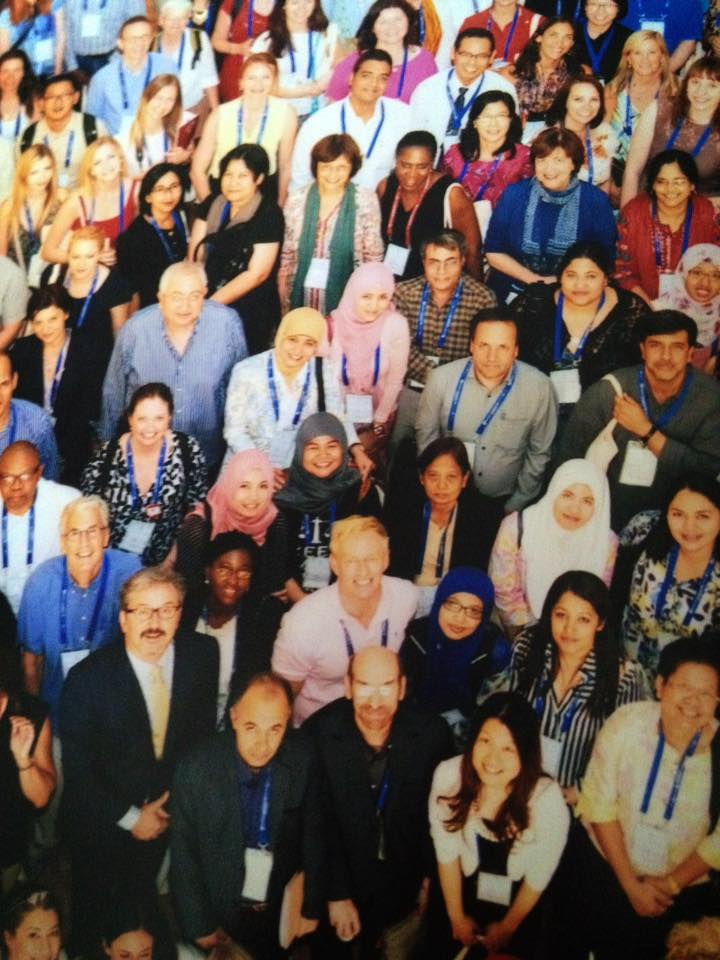 Five Myanmar Law Teachers Attend the 8th GAJE Conference & the 13th  IJCLE Conference