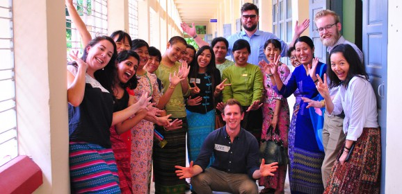 QUT/BABSEACLE Myanmar Externship – A First that will Last Forever