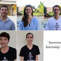 Internship Video made by our Interns in Thailand