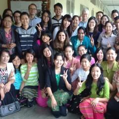 White & Case Supports Dagon University Legal Training Workshops