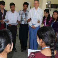 The 2nd Myanmar National CLE Mock Trial Workshop