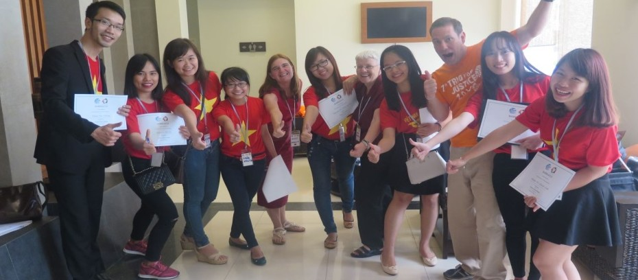 The National Economic University (Hanoi) Student Experience at the BABSEACLE Access to Justice (A2J) Weekend