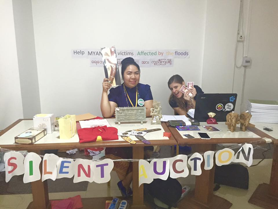 5th Asia Pro Bono Conference Silent Auction