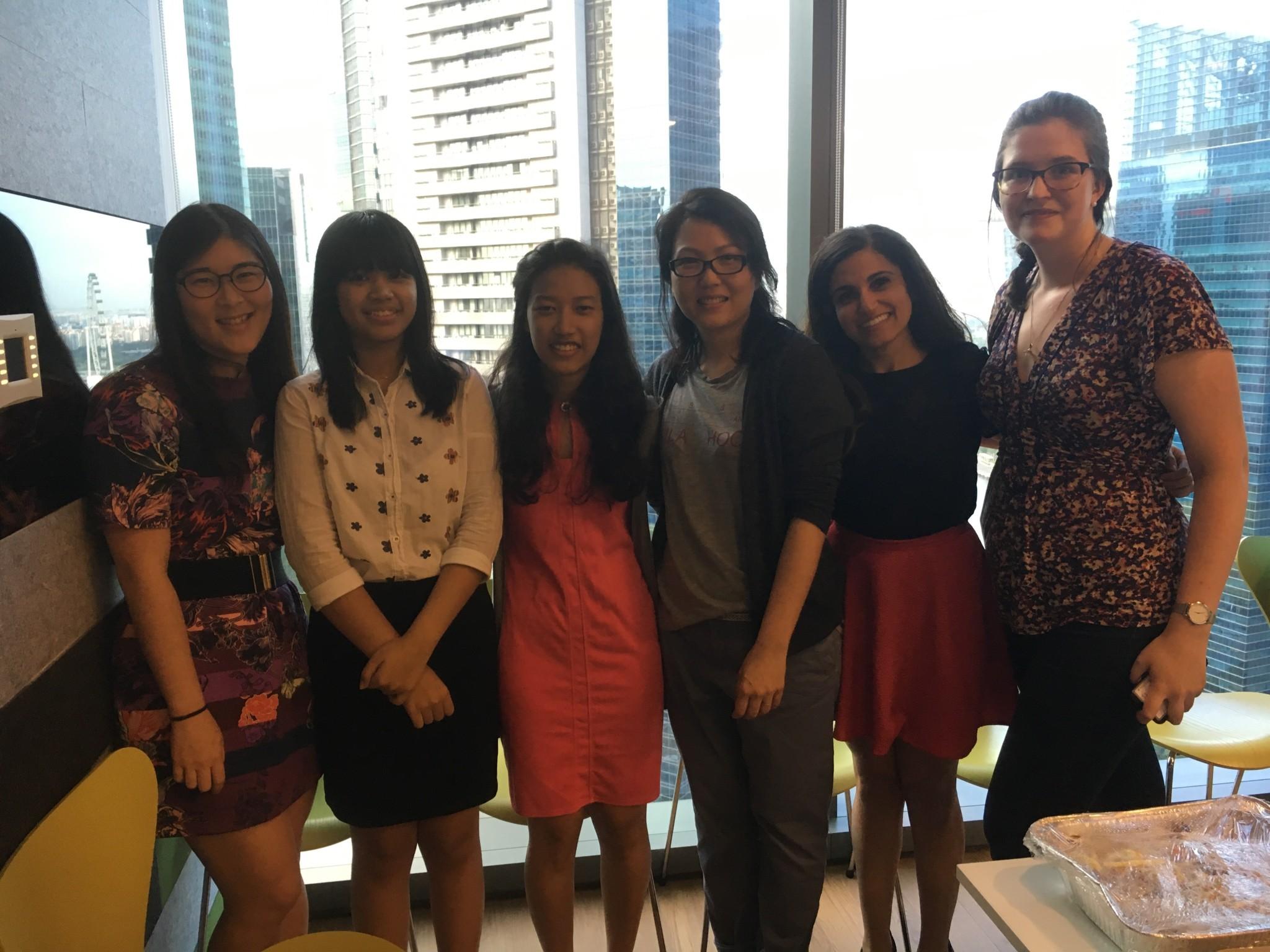 Our Legal Internship at White & Case (Singapore)