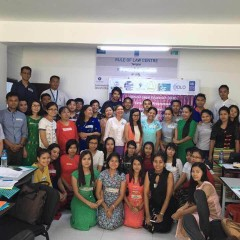 The Benefits of CLE Externships: Our Two Day Workshop in Yangon