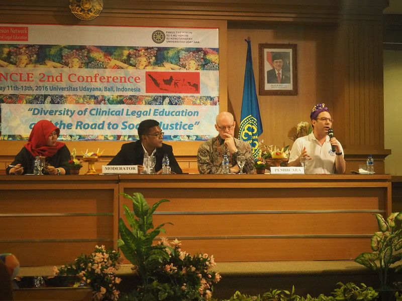 Indonesia Networking for Clinic Legal Education (INCLE)