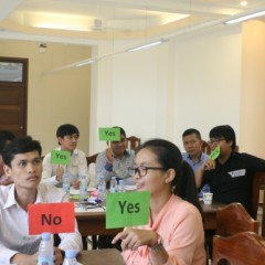 Reflections on the Legal Ethics and Professional Responsibility Training Workshop in Phnom Penh, Cambodia