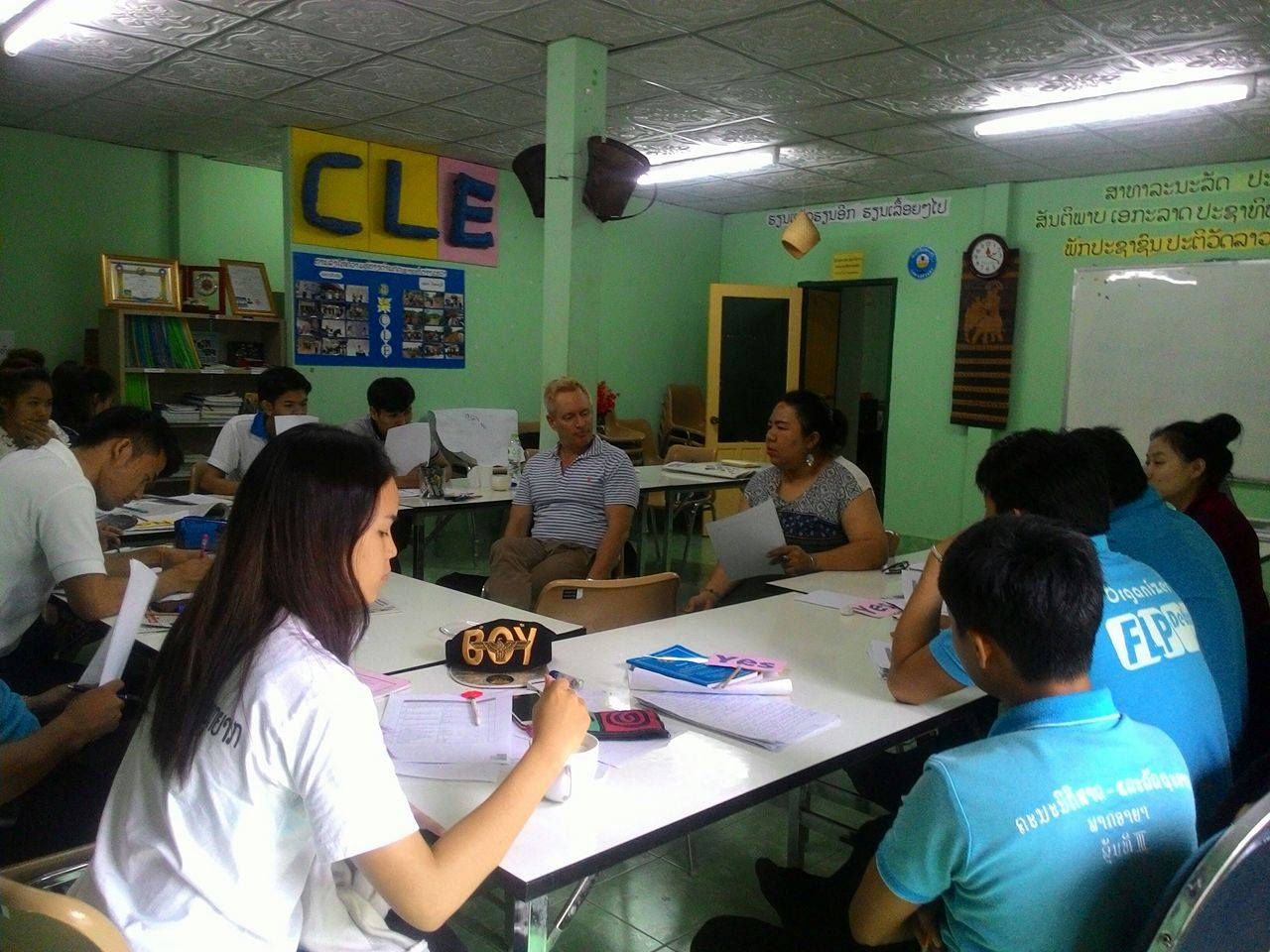 Training on Gender Based Violence (GBV) and Interviewing Skills
