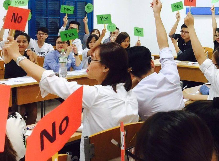 Promoting Legal Ethics in Hanoi